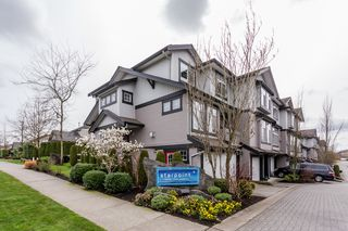 "Photo 3: 1 18828 69 Avenue in Surrey: Clayton Townhouse for sale in ""Starpoint"" (Cloverdale)  : MLS®# R2255825"