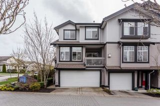 "Photo 1: 1 18828 69 Avenue in Surrey: Clayton Townhouse for sale in ""Starpoint"" (Cloverdale)  : MLS®# R2255825"
