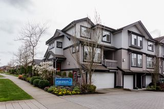 "Photo 2: 1 18828 69 Avenue in Surrey: Clayton Townhouse for sale in ""Starpoint"" (Cloverdale)  : MLS®# R2255825"