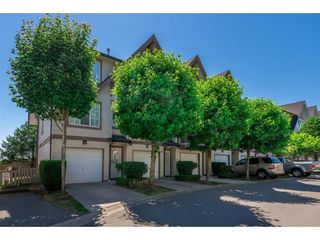 "Photo 1: 71 20540 66 Avenue in Langley: Willoughby Heights Townhouse for sale in ""Amberleigh"" : MLS®# R2286867"