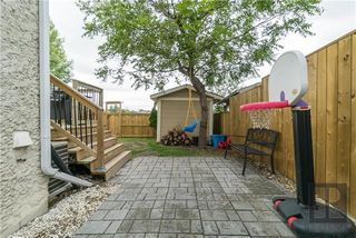 Photo 18: 67 Strand Circle in Winnipeg: River Park South Residential for sale (2F)  : MLS®# 1820526