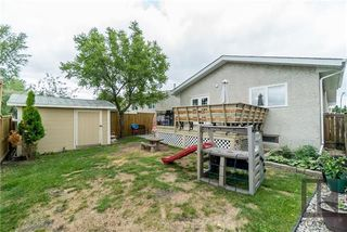 Photo 17: 67 Strand Circle in Winnipeg: River Park South Residential for sale (2F)  : MLS®# 1820526