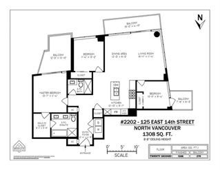 Photo 20: 2202 125 E 14TH Street in North Vancouver: Central Lonsdale Condo for sale : MLS®# R2311625