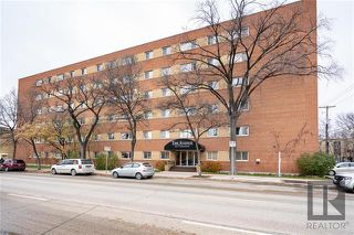 Main Photo: 301 565 Corydon Avenue in Winnipeg: Condominium for sale (1B)  : MLS®# 1828043