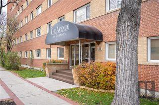 Photo 2: 301 565 Corydon Avenue in Winnipeg: Condominium for sale (1B)  : MLS®# 1828043