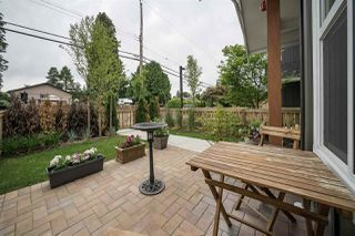 Photo 19: 3 2150 SALISBURY Avenue in Port Coquitlam: Glenwood PQ Townhouse for sale : MLS®# R2318094