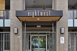 """Main Photo: 207 85 EIGHTH Avenue in New Westminster: GlenBrooke North Condo for sale in """"EIGHTWEST in GlenBrooke North"""" : MLS®# R2320051"""