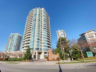 "Main Photo: 1205 6659 SOUTHOAKS Crescent in Burnaby: Highgate Condo for sale in ""GEMINI II"" (Burnaby South)  : MLS®# R2323043"