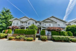 "Main Photo: 81 20449 66 Avenue in Langley: Willoughby Heights Townhouse for sale in ""Nature's Landing"" : MLS®# R2327406"