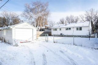 Photo 18: 843 Centennial Street in Winnipeg: River Heights Residential for sale (1D)  : MLS®# 1831738