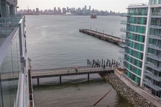 """Photo 16: 807 185 VICTORY SHIP Way in North Vancouver: Lower Lonsdale Condo for sale in """"Cascade At The Pier"""" : MLS®# R2329010"""