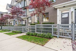 """Main Photo: 12 7039 MACPHERSON Avenue in Burnaby: Metrotown Townhouse for sale in """"Villo Metrotown"""" (Burnaby South)  : MLS®# R2339101"""