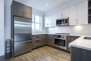 """Photo 2: 12 7039 MACPHERSON Avenue in Burnaby: Metrotown Townhouse for sale in """"Villo Metrotown"""" (Burnaby South)  : MLS®# R2339101"""