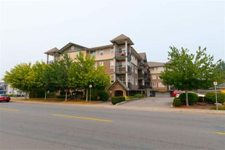 "Photo 1: 203 46053 CHILLIWACK CENTRAL Road in Chilliwack: Chilliwack E Young-Yale Condo for sale in ""THE TUSCANY"" : MLS®# R2341453"