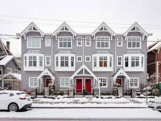 "Photo 18: 922 W 15TH Avenue in Vancouver: Fairview VW Townhouse for sale in ""Tisdall Row"" (Vancouver West)  : MLS®# R2343106"