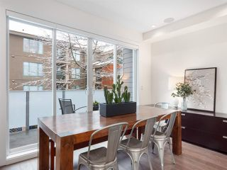 "Photo 7: 922 W 15TH Avenue in Vancouver: Fairview VW Townhouse for sale in ""Tisdall Row"" (Vancouver West)  : MLS®# R2343106"