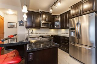 "Main Photo: 482 8288 207A Street in Langley: Willoughby Heights Condo for sale in ""Yorkson Creek"" : MLS®# R2349588"