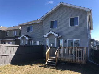 Photo 23: 17304 73 Street in Edmonton: Zone 28 House Half Duplex for sale : MLS®# E4150339