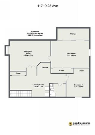 Photo 29: 11719 28 Avenue in Edmonton: Zone 16 House for sale : MLS®# E4152163