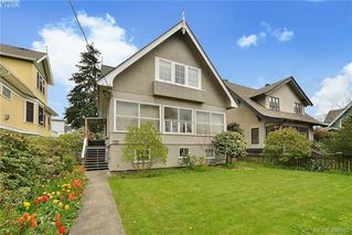 Photo 1: 2315 WARK Street in VICTORIA: Vi Central Park Revenue 4-Plex for sale (Victoria)  : MLS®# 408352