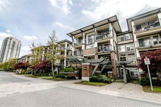 "Photo 1: 210 4768 BRENTWOOD Drive in Burnaby: Brentwood Park Condo for sale in ""THE HARRIS AT BRENTWOOD GATE"" (Burnaby North)  : MLS®# R2365222"