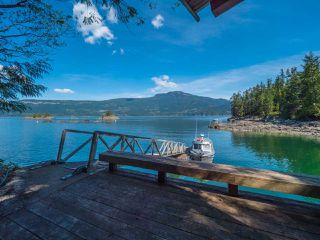 "Photo 5: Lot 39 HARDY ISLAND in Pender Harbour: Pender Harbour Egmont House for sale in ""LOT 39"" (Sunshine Coast)  : MLS®# R2365453"