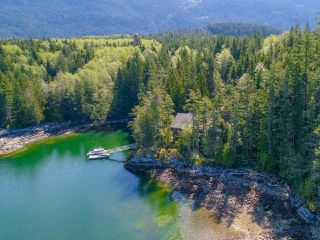 "Photo 3: Lot 39 HARDY ISLAND in Pender Harbour: Pender Harbour Egmont House for sale in ""LOT 39"" (Sunshine Coast)  : MLS®# R2365453"