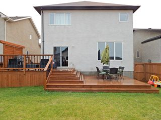 Photo 28: 27 Dragonfly Court in Winnipeg: Sage Creek House for sale ()  : MLS®# 1510273