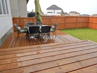 Photo 24: 27 Dragonfly Court in Winnipeg: Sage Creek House for sale ()  : MLS®# 1510273