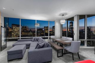 """Photo 5: 3405 1077 W CORDOVA Street in Vancouver: Coal Harbour Condo for sale in """"Shaw Tower"""" (Vancouver West)  : MLS®# R2371479"""