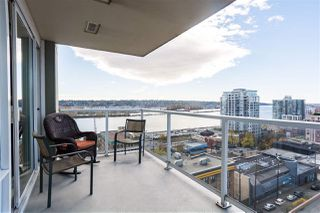 "Photo 12: 1107 39 SIXTH Street in New Westminster: Downtown NW Condo for sale in ""QUANTUM"" : MLS®# R2371765"