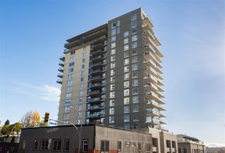 "Photo 1: 1107 39 SIXTH Street in New Westminster: Downtown NW Condo for sale in ""QUANTUM"" : MLS®# R2371765"