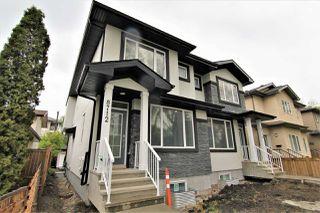 Photo 2: 8712 81 Avenue in Edmonton: Zone 17 House Half Duplex for sale : MLS®# E4158669
