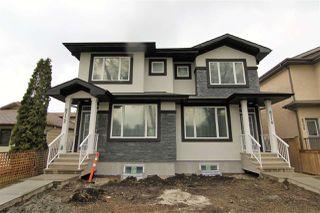 Photo 3: 8712 81 Avenue in Edmonton: Zone 17 House Half Duplex for sale : MLS®# E4158669