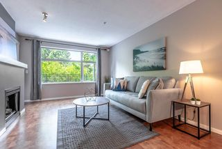 """Photo 3: 101 300 KLAHANIE Drive in Port Moody: Port Moody Centre Condo for sale in """"TIDES"""" : MLS®# R2375943"""