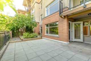 """Photo 12: 101 300 KLAHANIE Drive in Port Moody: Port Moody Centre Condo for sale in """"TIDES"""" : MLS®# R2375943"""