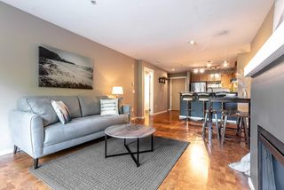 """Photo 4: 101 300 KLAHANIE Drive in Port Moody: Port Moody Centre Condo for sale in """"TIDES"""" : MLS®# R2375943"""