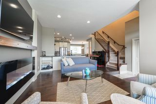 Photo 5: 7442 MAY Common in Edmonton: Zone 14 Attached Home for sale : MLS®# E4160414