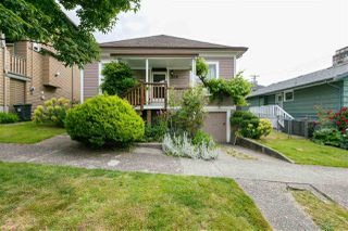 Photo 1: 205 NINTH Street in New Westminster: Uptown NW House for sale : MLS®# R2378505