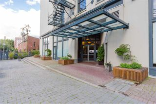 """Photo 18: 418 55 E CORDOVA Street in Vancouver: Downtown VE Condo for sale in """"Koret Lofts"""" (Vancouver East)  : MLS®# R2380964"""
