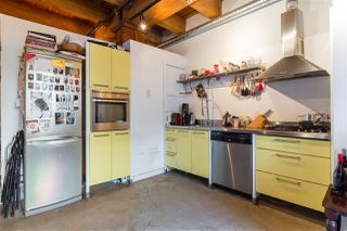 """Photo 9: 418 55 E CORDOVA Street in Vancouver: Downtown VE Condo for sale in """"Koret Lofts"""" (Vancouver East)  : MLS®# R2380964"""