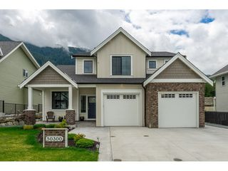 "Photo 1: 50300 KENSINGTON Drive in Chilliwack: Eastern Hillsides House for sale in ""Elk Creek Estates"" : MLS®# R2381564"