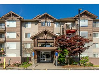 "Photo 2: 205 2581 LANGDON Street in Abbotsford: Abbotsford West Condo for sale in ""Cobblestone"" : MLS®# R2381074"