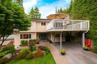 Photo 1: 4576 COVE CLIFF Road in North Vancouver: Deep Cove House for sale : MLS®# R2386100