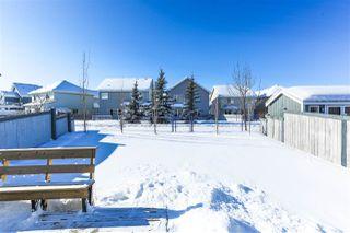 Photo 27: 1536 78 Street in Edmonton: Zone 53 House for sale : MLS®# E4188009