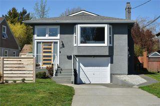 Main Photo: 1620 Burton Ave in Victoria: Vi Oaklands House for sale : MLS®# 838532