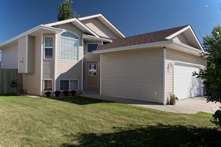 Main Photo: 189 Westgate Crescent in Blackfalds: Harvest Meadows Residential for sale : MLS®# A1029212
