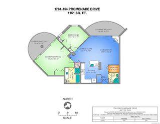 Photo 9: 1704 154 Promenade Dr in : Na Old City Condo for sale (Nanaimo)  : MLS®# 855156