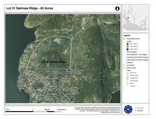 "Photo 3: LT 31 SAKINAW RIDGE DRIVE in Garden Bay: Pender Harbour Egmont Land for sale in ""SAKINAW RIDGE"" (Sunshine Coast)  : MLS®# R2497584"