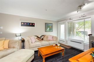 "Photo 3: 104 3065 PRIMROSE Lane in Coquitlam: North Coquitlam Condo for sale in ""LAKESIDE TERRACE"" : MLS®# R2507767"